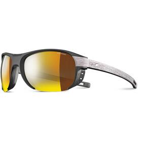 Julbo Regatta Polarized 3CF Aurinkolasit, black/wood/gold/multilayer gold